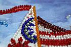 Набор-миди для вышивки бисером Попутный ветер (20 х 20 см) Абрис Арт AMB-010, фото 4