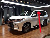 Рейлинги дизайн 2018 года для Lexus LX570  2012-2015 год
