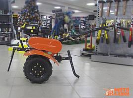"""Культиватор бензиновый Forte 80-G3 колёса 8"""""""
