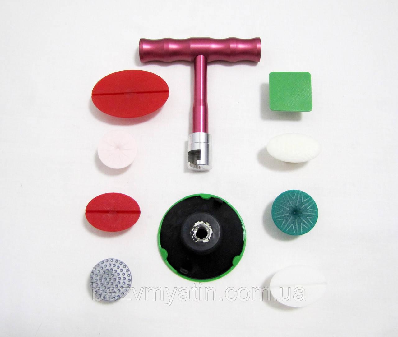 Инструмент для удаления вмятин без покраски, Клеевая система Puller-10