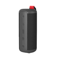 Портативная колонка Havit HV-E30 black/red