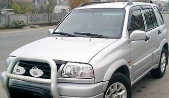 Дефлекторы окон (ветровики) Сузуки Гранд Витара/Эскудо/Шевроле Трекер (Suzuki Grand Vitara/Escudo/Chevrolet Tracker)