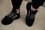Мужские кроссовки Adidas Nite Jogger 2019 Black, фото 3