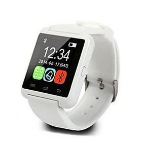 Умные смарт-часы Smart Watch U8 White