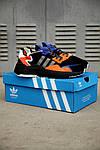 Мужские кроссовки Adidas Nite Jogger 2019 Black Orange, фото 4