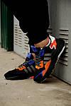 Мужские кроссовки Adidas Nite Jogger 2019 Black Orange, фото 5