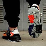 Мужские кроссовки Adidas Nite Jogger 2019 Black Orange, фото 6