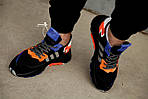 Мужские кроссовки Adidas Nite Jogger 2019 Black Orange, фото 7