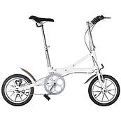 Велосипед раскладной INTERTOOL SS-0001