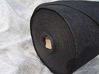 Агроволокно (укрывной материал, спанбонд) черное 50г/мкв ширина 3.2м