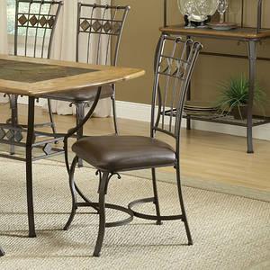 Кованые стулья и табуреты