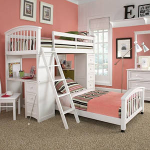 Комплекты детской и подростковой мебели