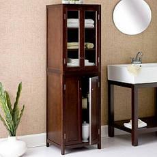 Шкафы и пеналы для ванных комнат