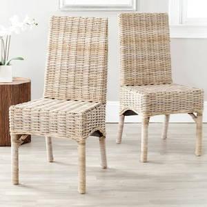 стулья плетеные