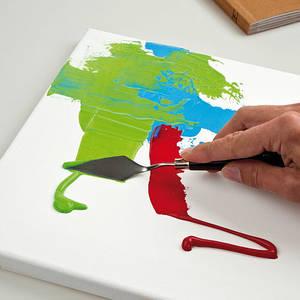 масляные краски художественные
