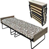 Розкладушка ліжко «Белла» з двома бильця
