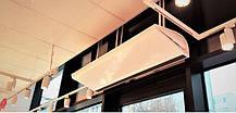 Воздушная завеса VTS WING E150 EC, фото 3