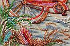 Набор-миди для вышивки бисером У края лазури (20 х 20 см) Абрис Арт AMB-014, фото 4