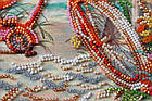 Набор-миди для вышивки бисером У края лазури (20 х 20 см) Абрис Арт AMB-014, фото 3