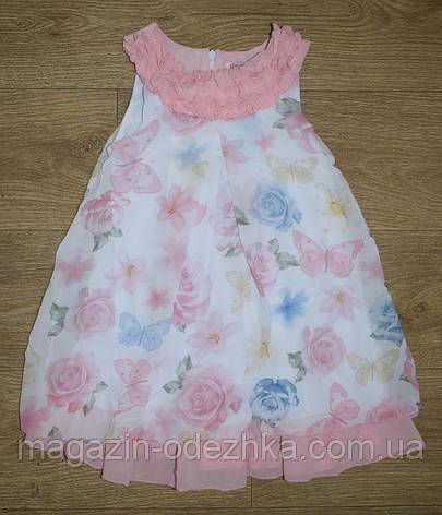 """Платье  для девочки на 4-6-8-10-12 лет """"Grace"""" Венгрия, фото 2"""