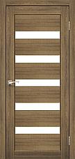 Двери KORFAD PR-03 Полотно+коробка+1 к-кт наличников, эко-шпон, фото 2