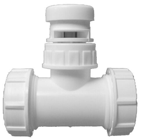 Вентиляционный клапан Hutterer & Lechner с Т-образным соединением DN30 HL902T/30