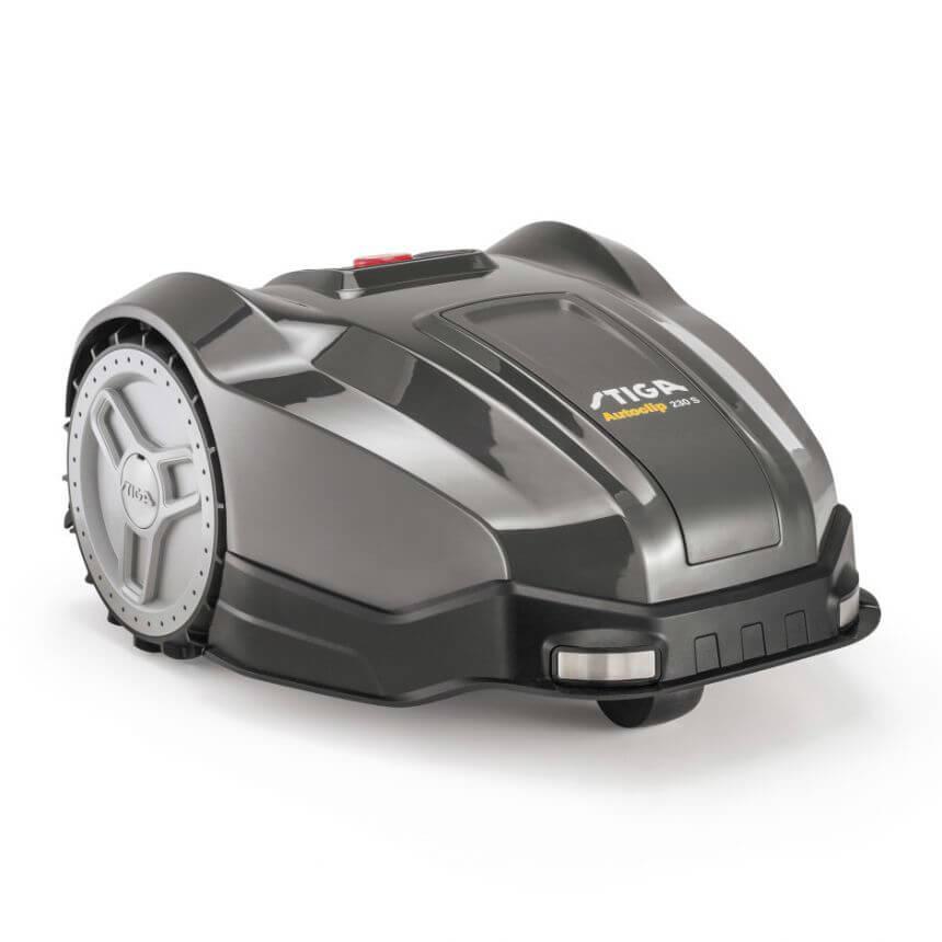 Газонокосарка-робот акумуляторна STIGA Autoclip230S