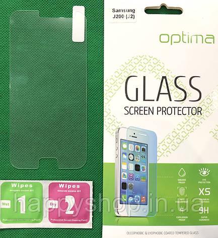 Защитное стекло для Samsung Galaxy J2 (J200), фото 2
