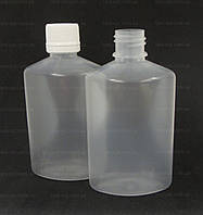 Бутылочки прозрачные 100 мл с крышкой (Цена от 3 грн)