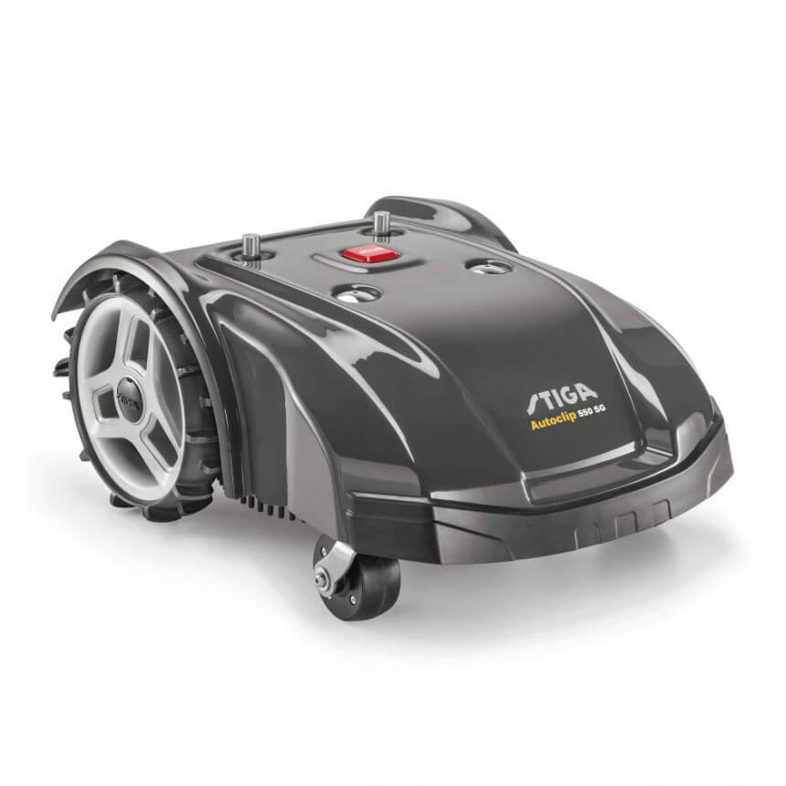 Газонокосарка-робот акумуляторна STIGA Autoclip550SG