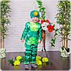 Детский карнавальный костюм кузнечик