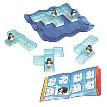 Настольная игра головоломка Пингвины на льду Smart Games