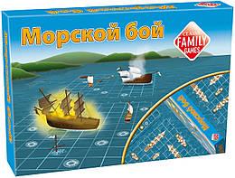 Настольная игра Tactic Морской бой (01971)