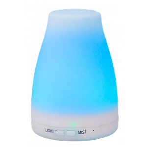 Увлажнитель-ароматизатор воздуха VIGA с подсветкой Разноцветный
