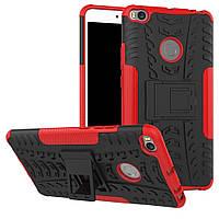 Чехол Armor Case для Xiaomi Mi Max 2 Красный
