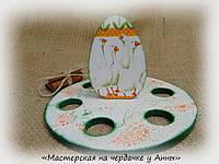 ГУСИ подставка для крашанок для яиц  , пасхальный декор, декор на стол,