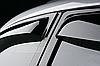 Дефлекторы окон (ветровики) Ауди А6 (Audi A6) 1997-2004 г (седан, передние), фото 3