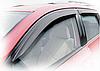 Дефлекторы окон (ветровики) Ауди А6 (Audi A6) 1997-2004 г (седан, передние), фото 4