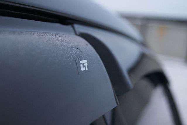 Дефлекторы окон (ветровики) Ауди А8/С8 (Audi A8/S8) 2002/2005 г (седан, передние)