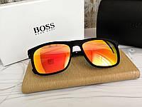 Стильные солнцезащитные очки в стиле Boss