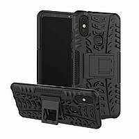 Чехол Armor Case для Xiaomi Mi A2 / Mi 6X Черный