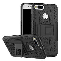 Чохол Armor Case для Xiaomi Mi A1 Чорний