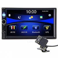 Автомагнитола короткая база 7010G 2 Din 7 дюймов HD GPS-навигатор