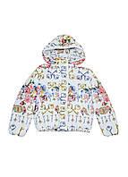 Демисезонная куртка ТМ Manifik 1286 белый цвет (134)
