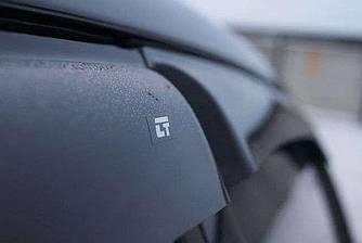 Дефлекторы окон (ветровики) БИД С6 (BYD S6) с 2013 г