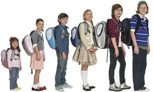 Рюкзаки шкільні, спортивні, універсальні