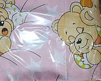 Постельное белье для новорожденной девочки