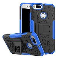 Чохол Armor Case для Xiaomi Mi A1 Синій