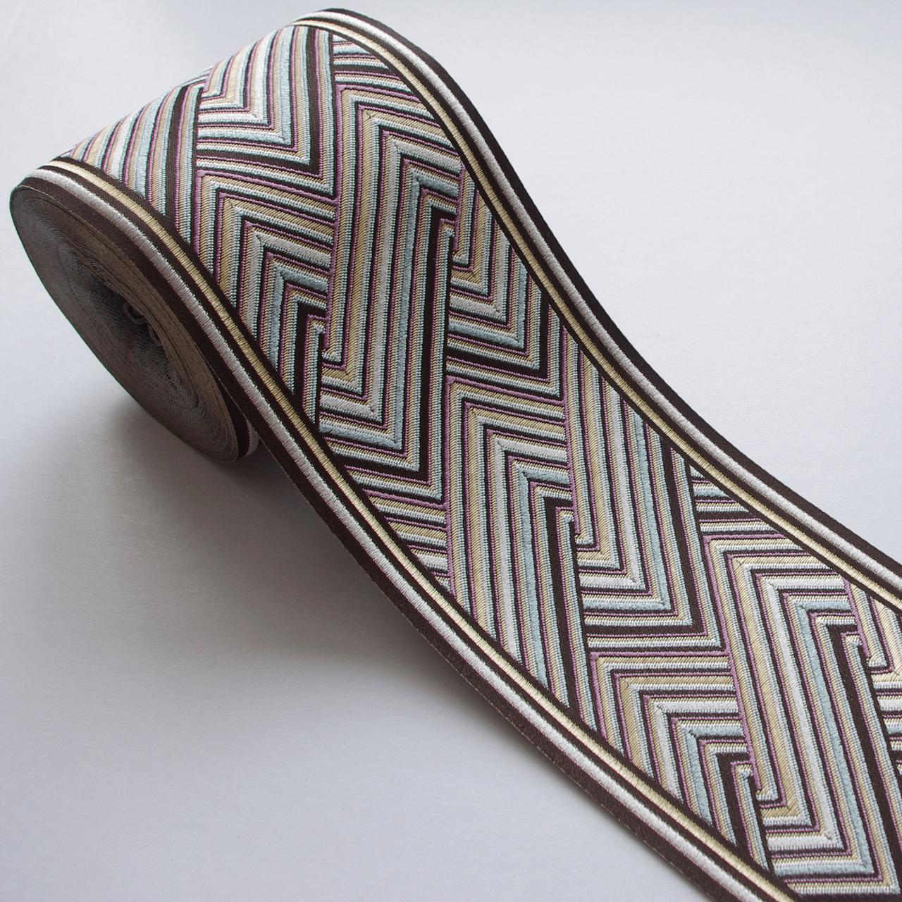 Текстильный бордюр YGH 185 А-1 (12 см)