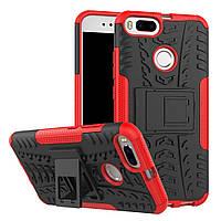 Чохол Armor Case для Xiaomi Mi A1 Червоний